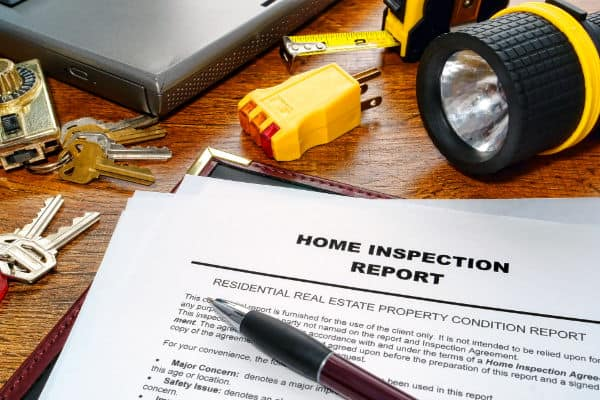 Inspections are critical - our Buyer's agents can help you arrange them.