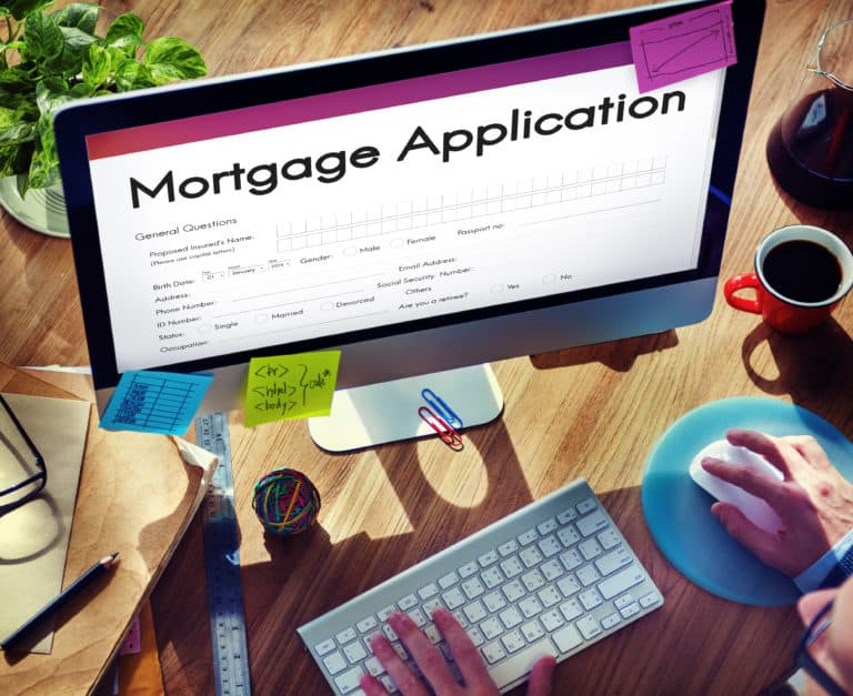 Mortgage Application graphic