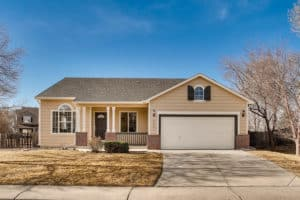 Ranch home, street view, after, Agents for Home Buyers, Boulder, CO