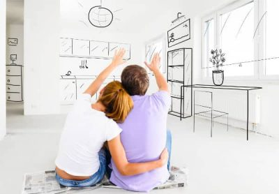 Beginning The Process of finding your new home graphic